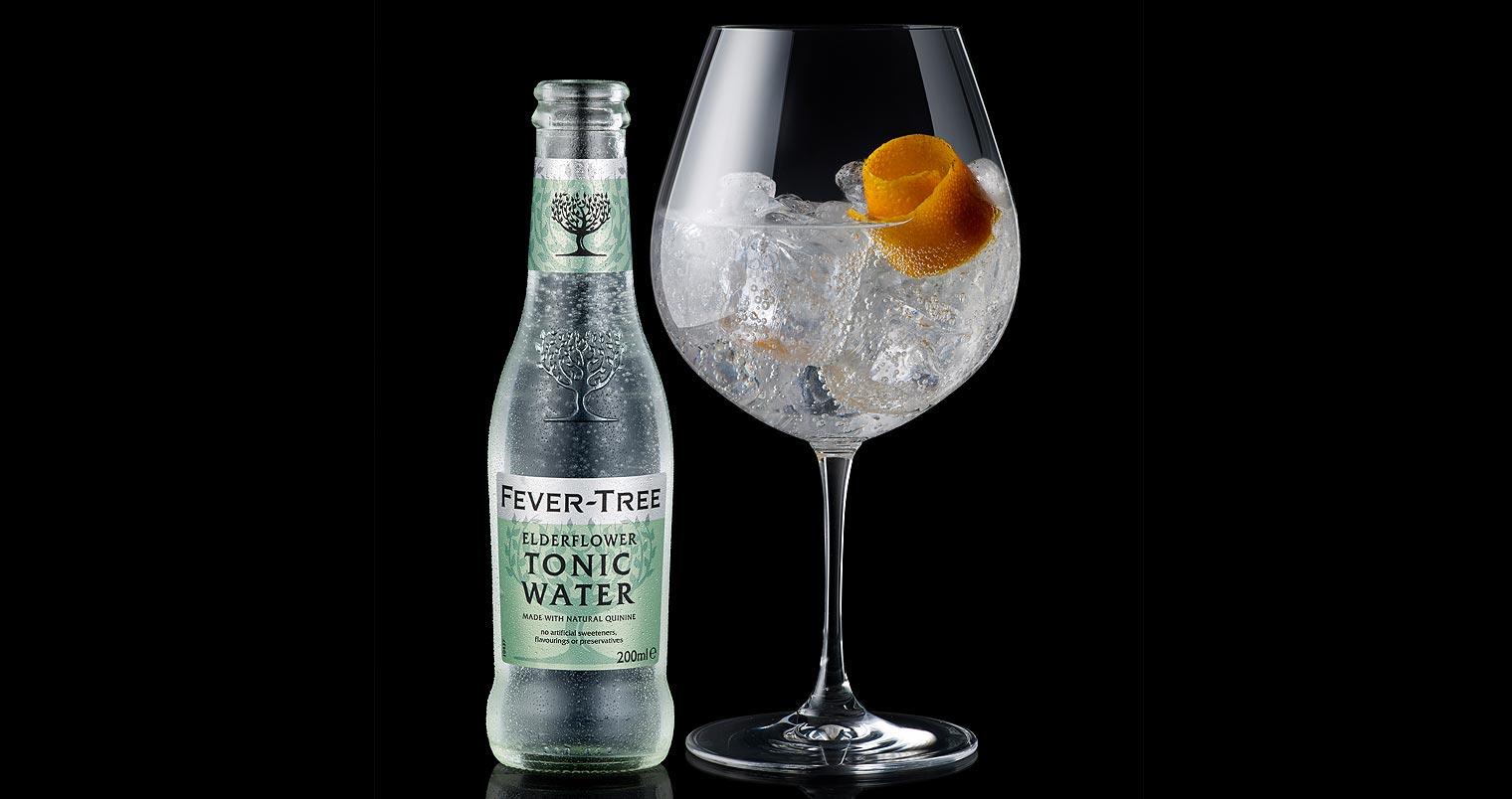 Brand New Fever Tree baloon gin glasses